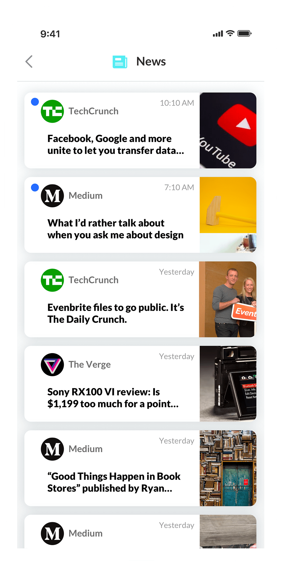 june.ai news feed